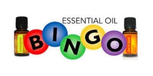 Essential Oil BINGO