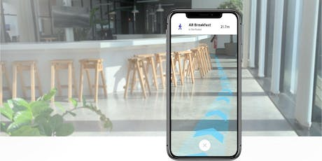 Breakfast Session - Augmented Reality in Smart Venues tickets