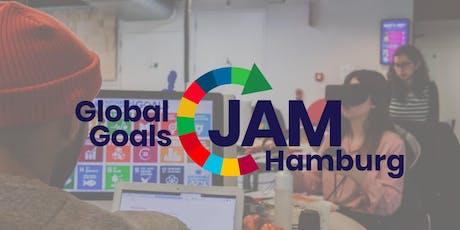 #Design2030now: Ergebnisprojekte des Global Goals Jam Tickets