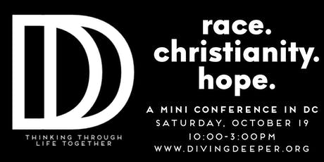 Race. Christianity. Hope. tickets