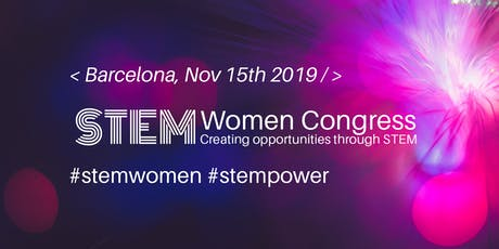 STEM WOMEN CONGRESS entradas
