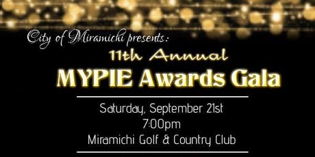 11th Annual MYPIE Awards Gala billets