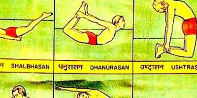 6 Week Beginners Introduction Yoga Course 5th Nov-10th Dec