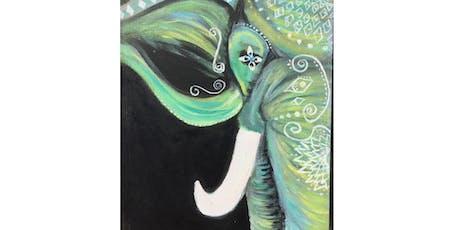 Indian Elephant - Six Tanks tickets