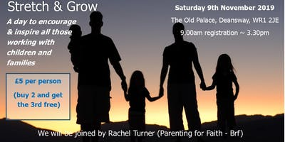 Stretch and Grow Conference
