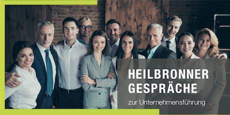 Heilbronner Gespräche zur Unternehmensführung Tickets