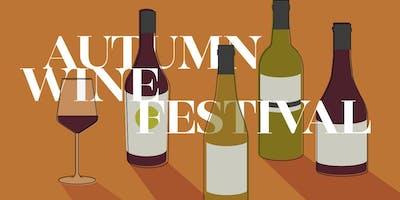 Autumn Wine Festival at Harvey Nichols, Leeds