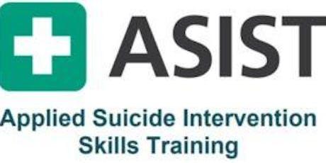 ASIST (Applied Suicide Intervention Skills Training) BEPDT tickets