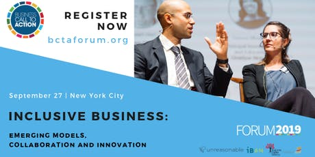 Business Call to Action 9th Annual Forum tickets