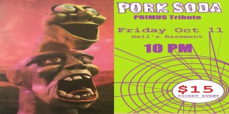 Psychedelic Polka with PORK SODA tickets