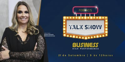 [CAMPINAS/SP] Talk Show com Lilian Carmo