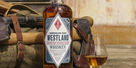 Westland Whiskey UK Launch - Tasting & Chat With The Book Of Man tickets
