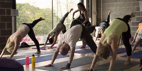Beginners Yoga 4 week Course tickets