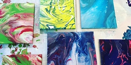 Fluid Art Painting tickets