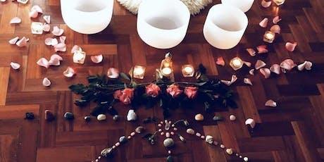 Deep House Yang & Yin Yoga with Sound Healing Meditation tickets