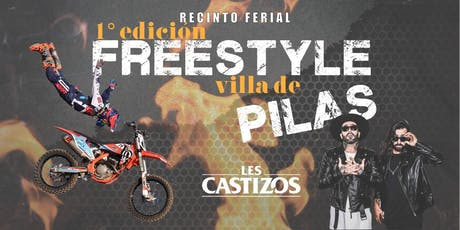 1º Freestyle Villa de Pilas tickets
