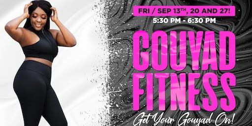 Gouyad Fitness Class! Kompa Afrobeats French Pop Raggaeton Twerk Workout