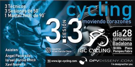 Cycling -Moviendo Corazones entradas