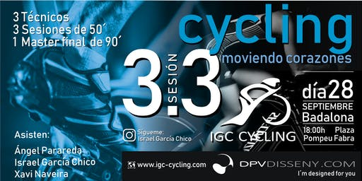Cycling -Moviendo Corazones