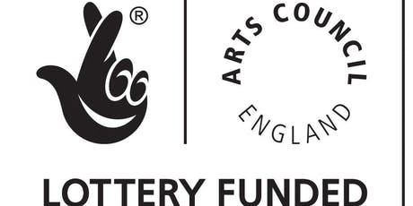 Arts Council England arts industry advice and networking afternoon tickets