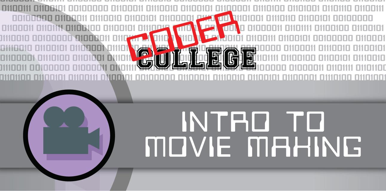 Intro to Movie Making (Goulburn Street Primary School) - Term 4 2019