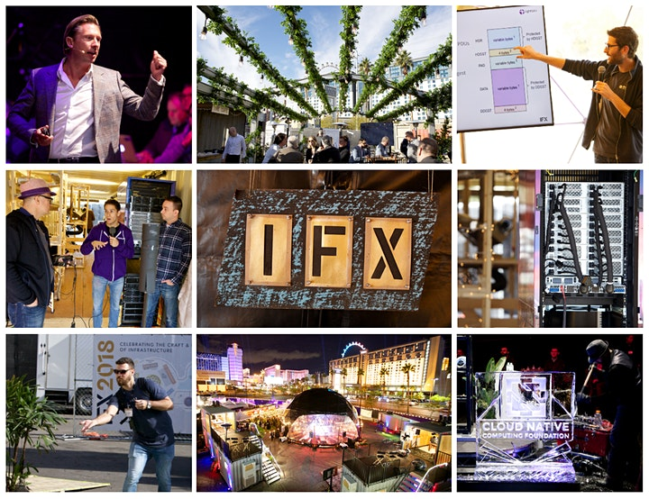 IFX 2019: Celebrating the Craft + Culture of Infrastructure image