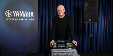 Hands-On Live-Mixing-Workshop mit Yamaha @ SAE Institute (Audio Live Sound) Tickets