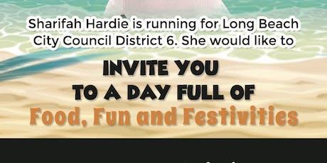 Food, Fun & Festivities with Sharifah Hardie tickets