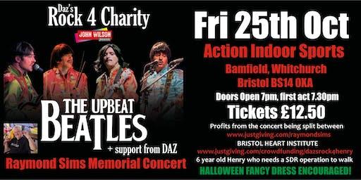 Raymond Sims Memorial Concert / Upbeat Beatles
