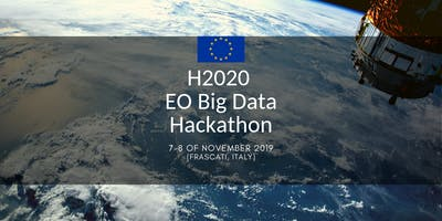 H2020 EO Big Data Hackathon