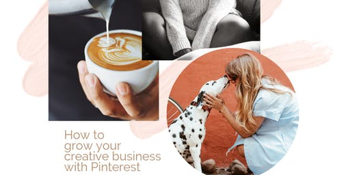 Brighton Meetup  - How to grow your creative business with Pinterest