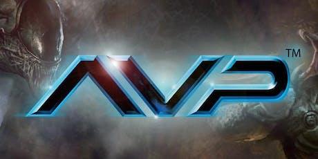 Alien vs Predator Brettspiel: The Hunt Begins Tickets