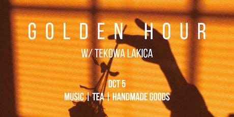 Golden Hour w/ Tekowa Lakica tickets