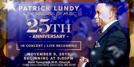25th Anniversary -  Live Recording tickets