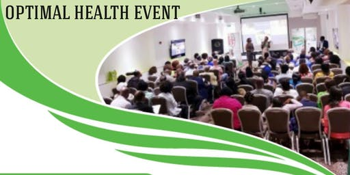 Holistic Optimal Health Event