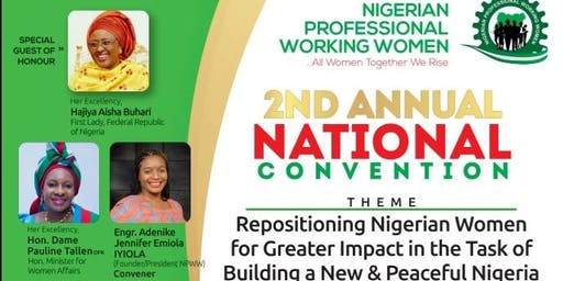 PROFESSIONAL AND ENTREPRENEURIAL  ANNUAL NATIONAL CONVENTION ABUJA 2019