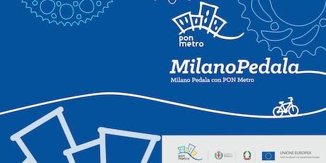 """""""Milano Pedala con PON Metro"""" biglietti"""