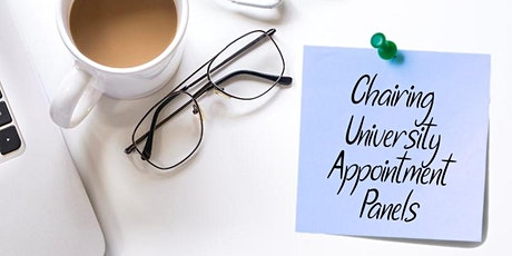 Chairing University Appointment Panels - OPTOM tickets