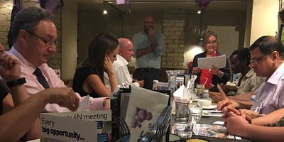 4 Networking Mayfair Breakfast
