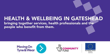 Health & Wellbeing in Gateshead | Networking for services & organisations tickets