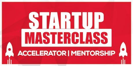 Startup Masterclass tickets