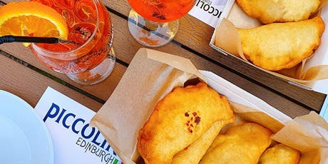 Panzerotti Bite Night tickets