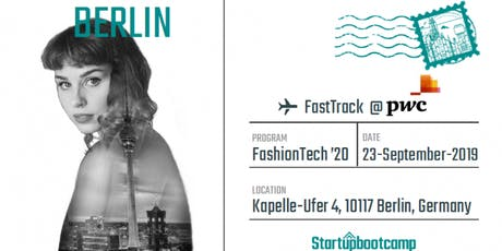 FashionTech FastTrack - Berlin Tickets