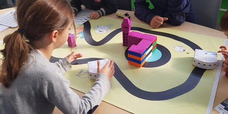 EuraTech'Kids - Atelier Robotique Parents/Enfants billets