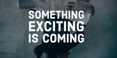 Something excting is coming... vieni in Toastmasters!