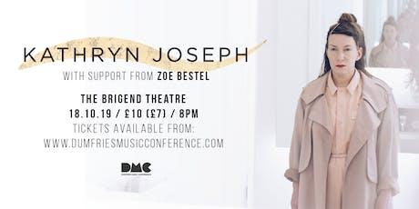 DMC Presents: Kathryn Joseph tickets