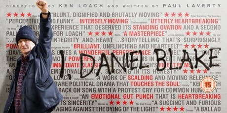 I, Daniel Blake : Film Screening for Homeless Charities tickets