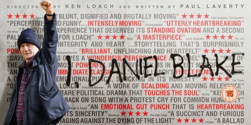 I, Daniel Blake : Film Screening for Homeless Charities