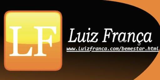 Work Shop Interativo sobre Emagrecimento, Saúde e Bem Estar - Luiz França