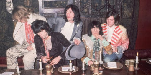 The Rolling Stones's London (50 Years of Let It Bleed)